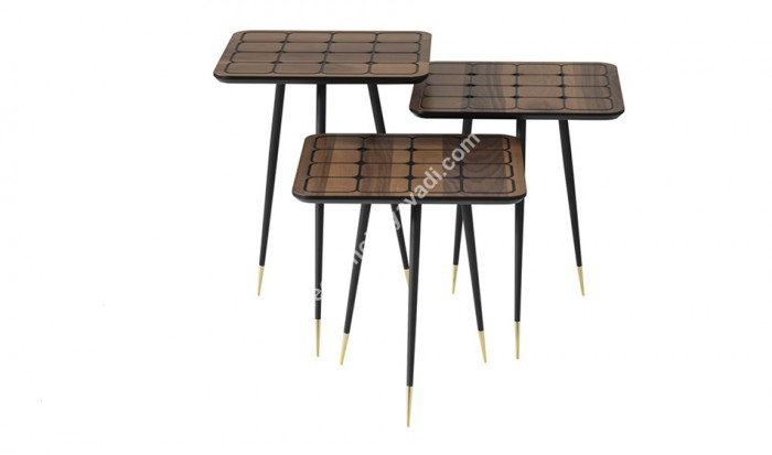 inegöl mobilya İnegöl 512 Zigon Sehpa