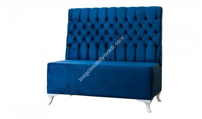 inegöl mobilya İnegöl Blue 1096 Loca Koltuğu