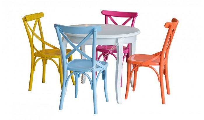 inegöl mobilya İnegöl Color 1127 Masa Seti