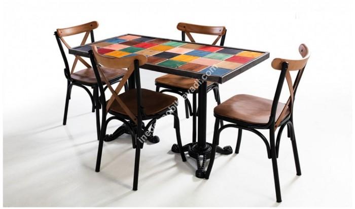 inegöl mobilya İnegöl Domino 1125 Masa Seti
