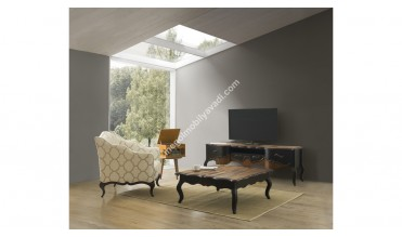 Black TV Sehpası