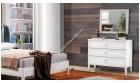 inegöl mobilya İnegöl Angela Beyaz Yatak Odası Takımı