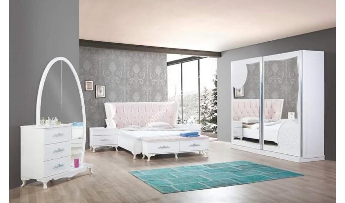 inegöl mobilya İnegöl Harlem Yatak Odası Takımı