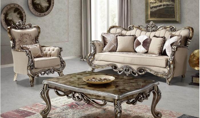 inegöl mobilya İnegöl Litani Klasik Koltuk Takımı