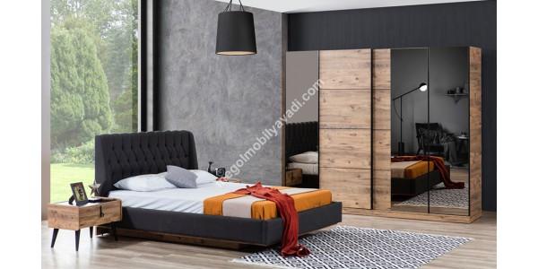 inegöl mobilya Lotus Yatak Odası Takımı