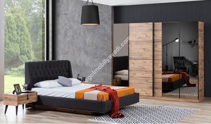 inegöl mobilya İnegöl Lotus Yatak Odası Takımı