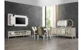 inegöl mobilya Rose Artdeco Yaşam Odası Takımı
