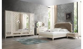 inegöl mobilya Rose Artdeco Yatak Odası Takımı