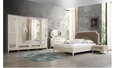 Rose Artdeco Yatak Odası Takımı