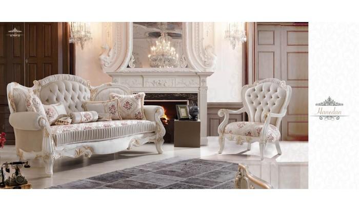 inegöl mobilya İnegöl Hanedan Klasik Koltuk Takımı