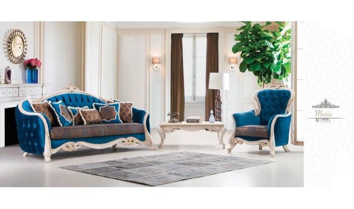 inegöl mobilya İnegöl Marai Klasik Koltuk Takımı