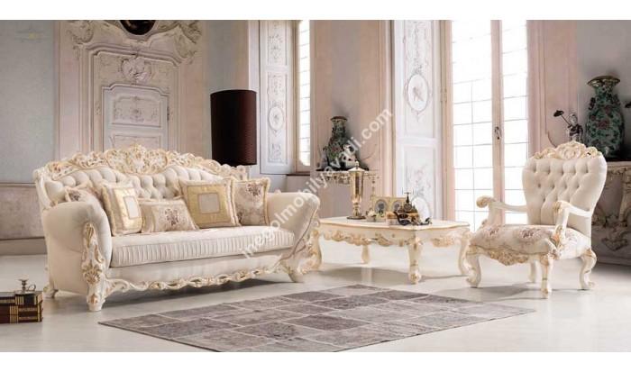 inegöl mobilya İnegöl Riva Klasik Koltuk Takımı