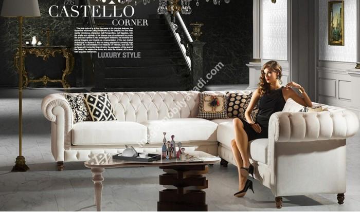 inegöl mobilya İnegöl Castello Corner