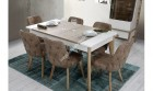 inegöl mobilya İnegöl Atlantis Yemek Odası Takımı