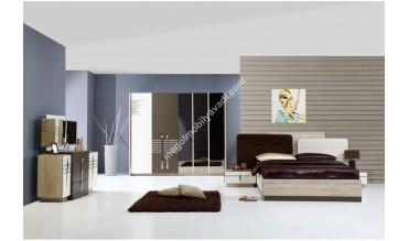 Lobbo Bazalı Yatak Odası Takımı