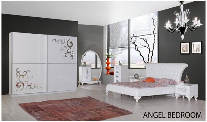 inegöl mobilya İnegöl Angel Yatak Odası Takımı