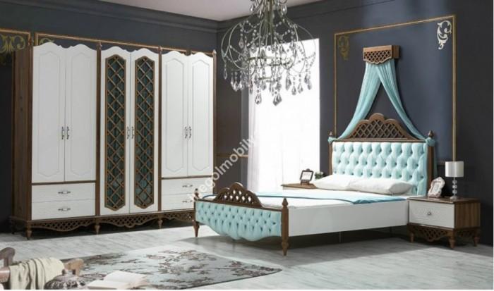 inegöl mobilya İnegöl Belis Country Yatak Odası Takımı