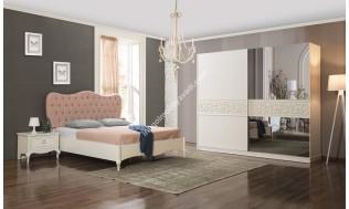 inegöl mobilya Asos Country Yatak Odası Takımı