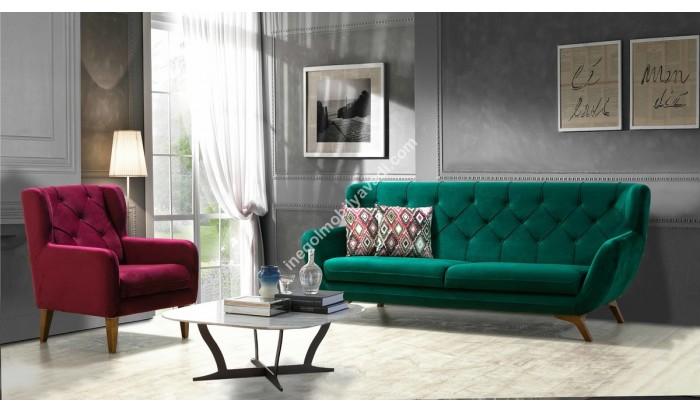 inegöl mobilya İnegöl Elegance Koltuk Takımı