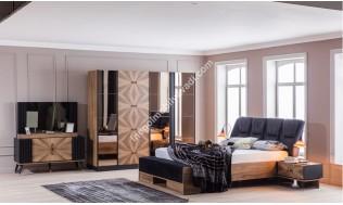 inegöl mobilya Flecity Yatak Odası Takımı