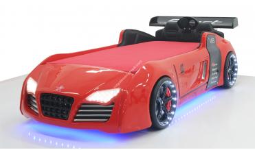 Ralli V8 Kırmızı Araba Yatak