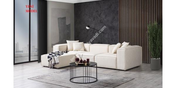 inegöl mobilya Optima Köşe Koltuk Takımı 315*200 cm