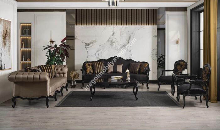inegöl mobilya İnegöl Picasso Koltuk Takımı