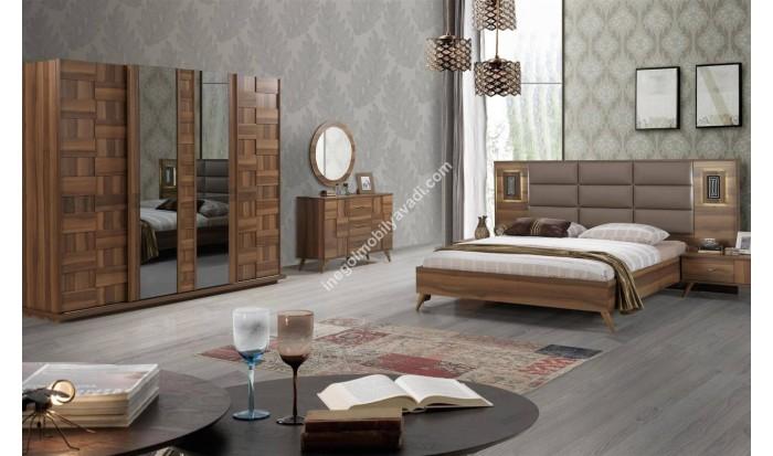inegöl mobilya İnegöl Lotus Modern Yatak Odası Takımı