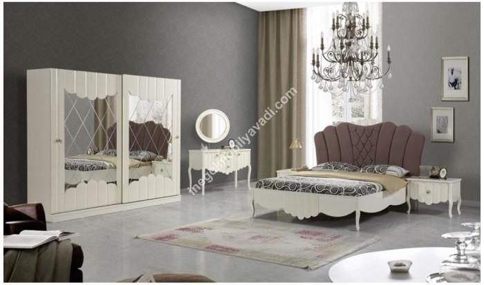 inegöl mobilya İnegöl Tutku Yatak Odası Takımı