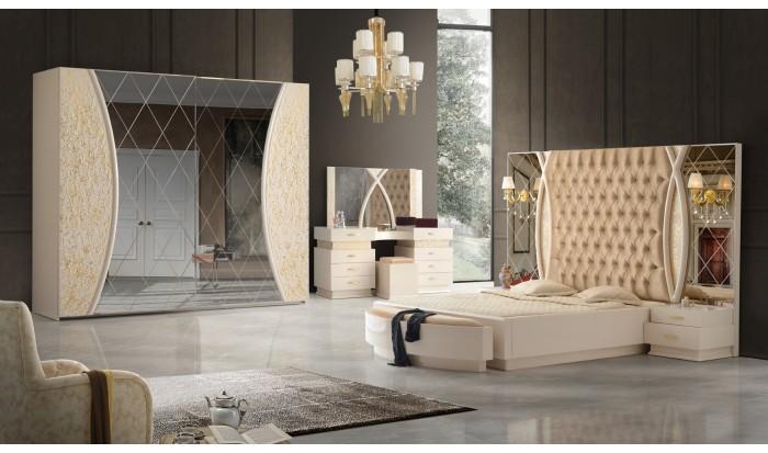 inegöl mobilya İnegöl Carmina Yatak Odası Takımı