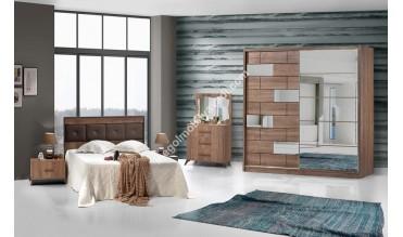Bedir Modern Yatak Odası Takımı